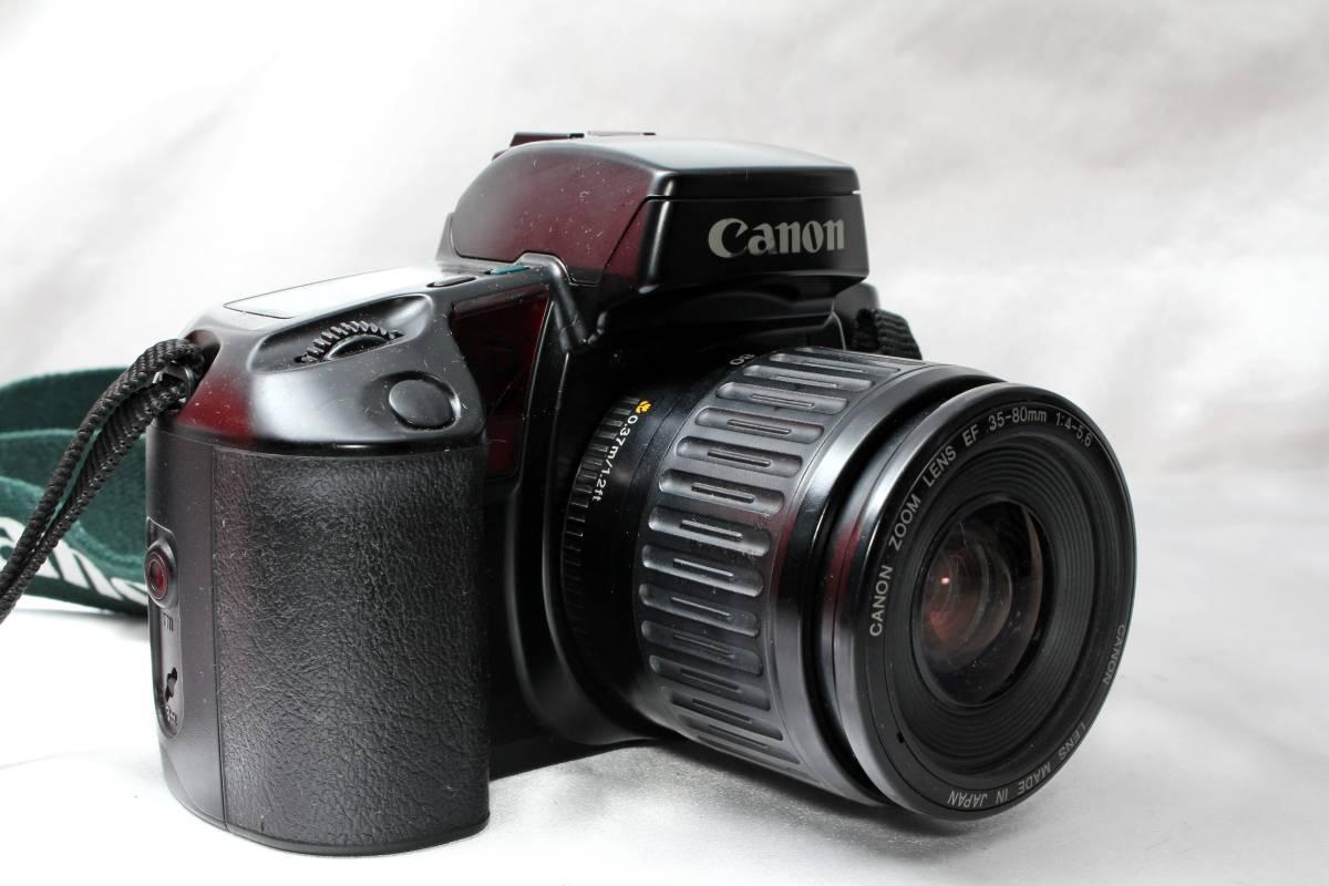 ★【レンズカメラ大放出! トリプルレンズセット】Canon EOS Kiss Digital X EOS 1000QD ★EF28-105mm USM EF35-80mm EF35-70mm ★まとめ_画像6