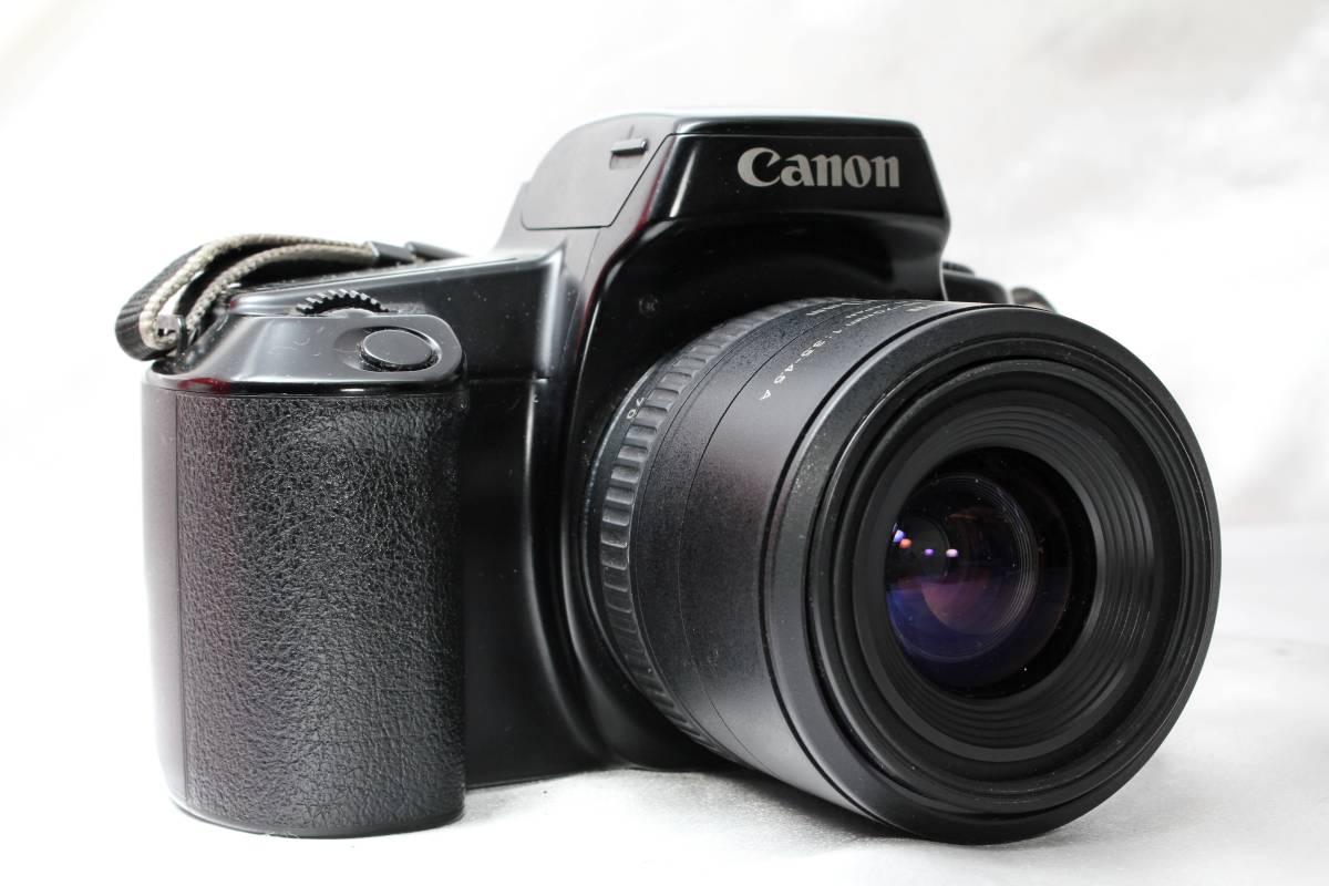 ★【レンズカメラ大放出! トリプルレンズセット】Canon EOS Kiss Digital X EOS 1000QD ★EF28-105mm USM EF35-80mm EF35-70mm ★まとめ_画像8