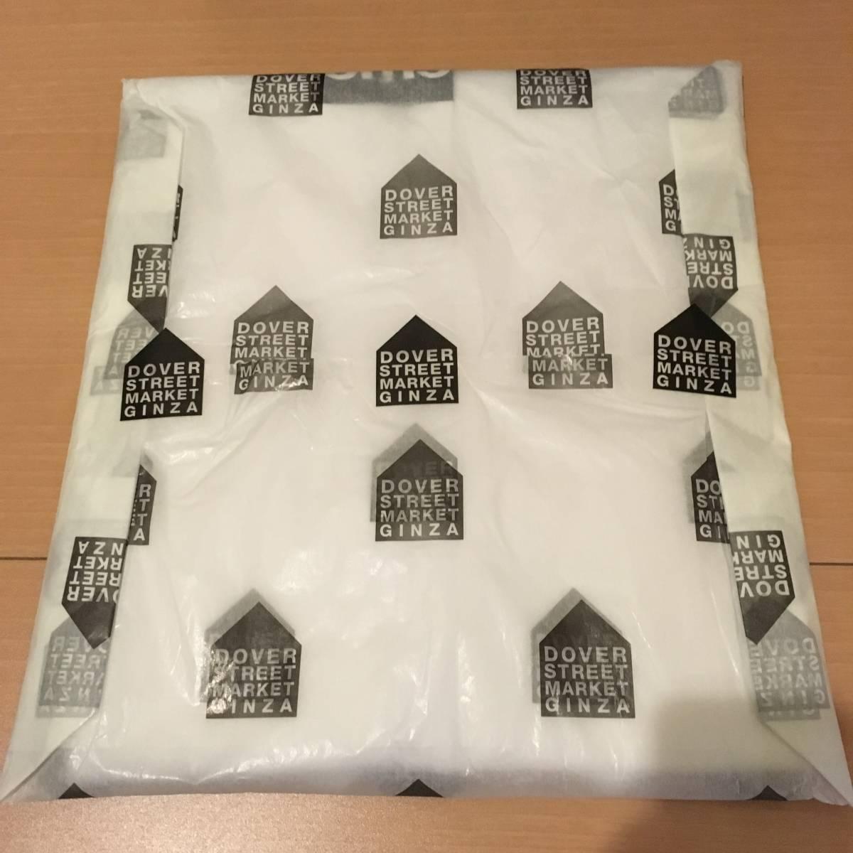 DSMG購入 確実正規品 Supreme Comme des Garcons SHIRT Split Box Logo Tee White S 白 シュプリーム コムデギャルソン Tシャツ 新品_画像5