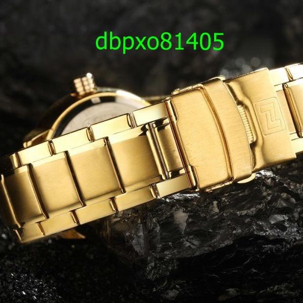 【破格の1円スタート】高級ブランド腕時計 男性用 スポーツフルスチールクォーツ時計 防水時計 メンズミリタリー腕時計 1701_画像2