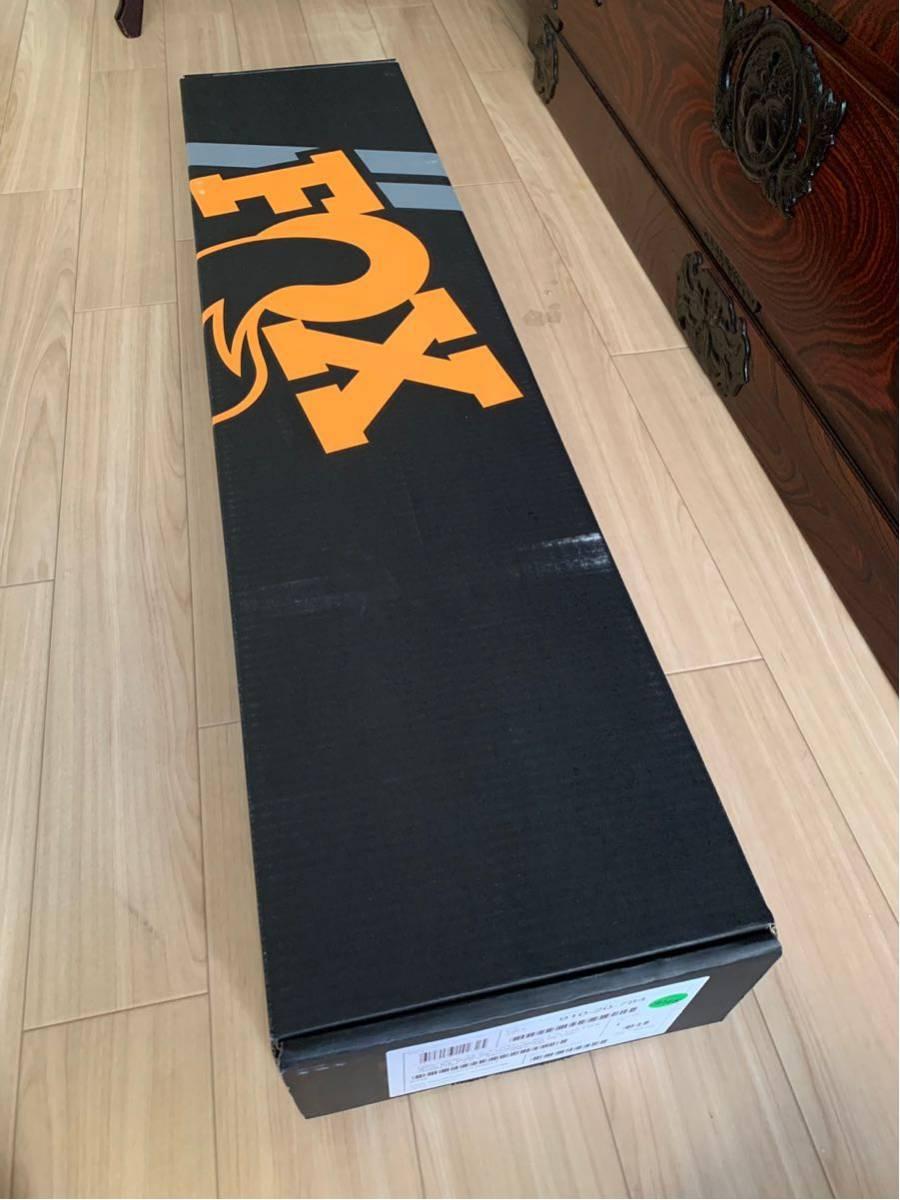 FOX34 Factory 27.5 140mm FIT4 Damper 15x100mm 2020年モデル 新品未使用 純正デカール付き !_画像2