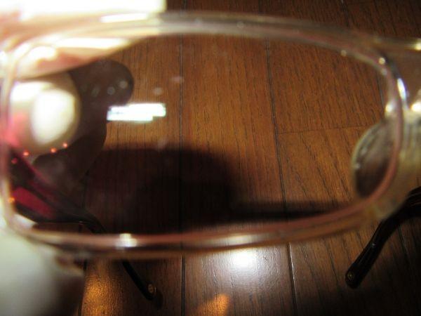 Mm1907_0236 CHANEL / シャネル メガネ 度入り 【中古】_画像9
