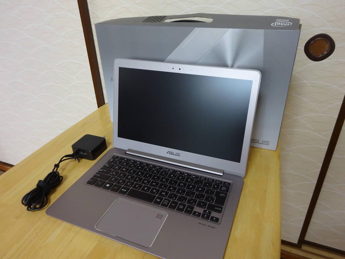 Asus ZenBook UX330UA-7200S   Corei5-7200U, MEM 8GB, SSD 256G, Windows10, Microsoft Office Home and Business Premium