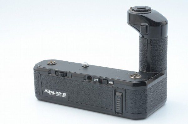一円出品売り切り!! Nikon ニコン MD-12 モータードライブ #428