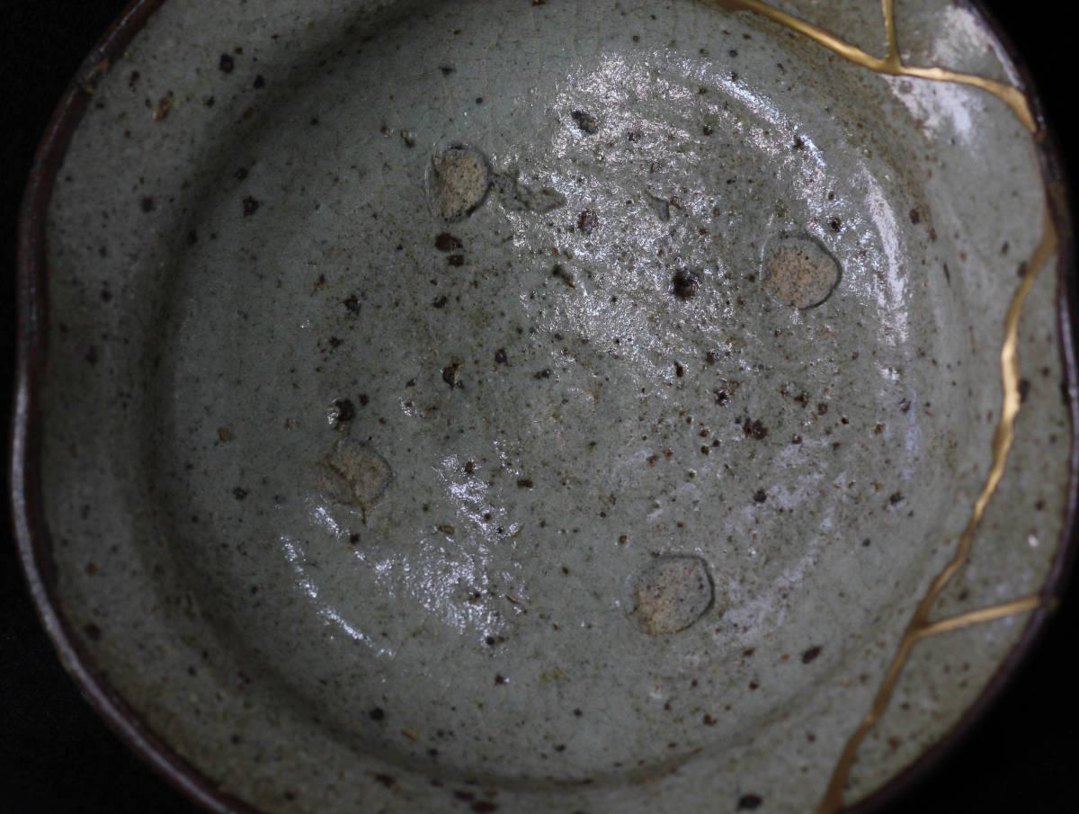 【風】 仏 古唐津皮鯨茶碗 桃山時代 本物保証_画像8