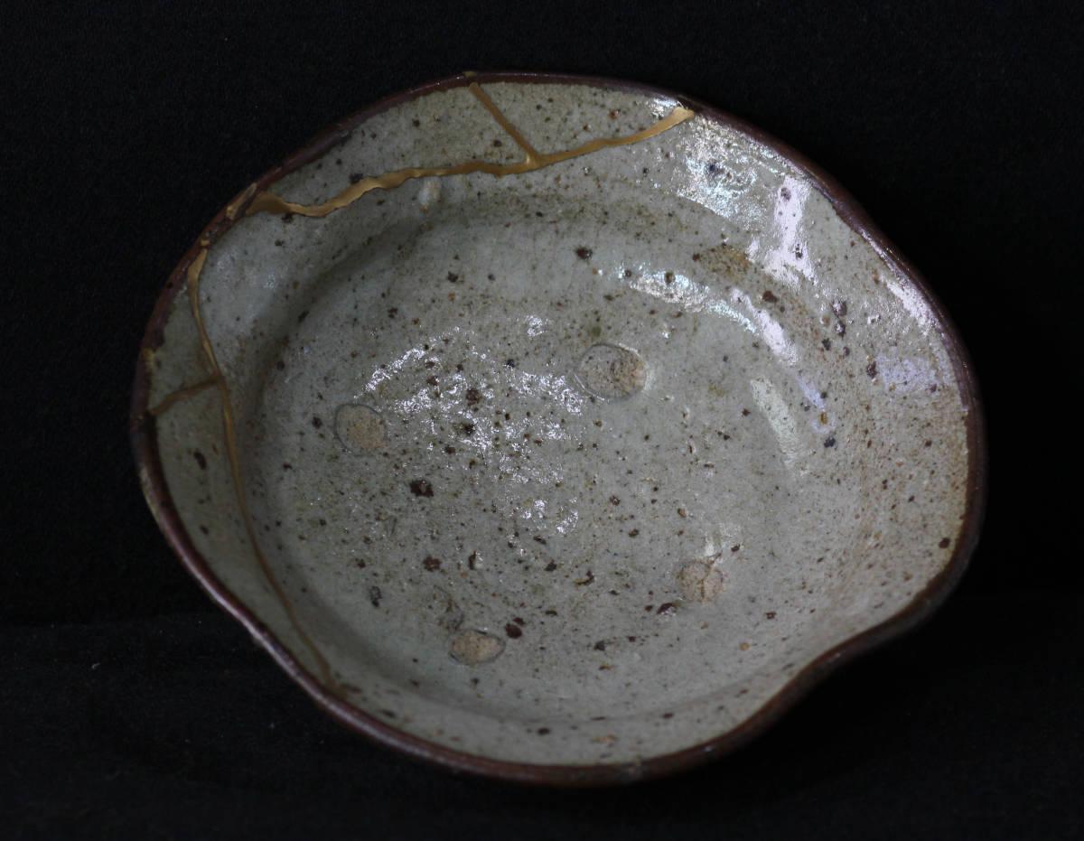 【風】 仏 古唐津皮鯨茶碗 桃山時代 本物保証_画像2