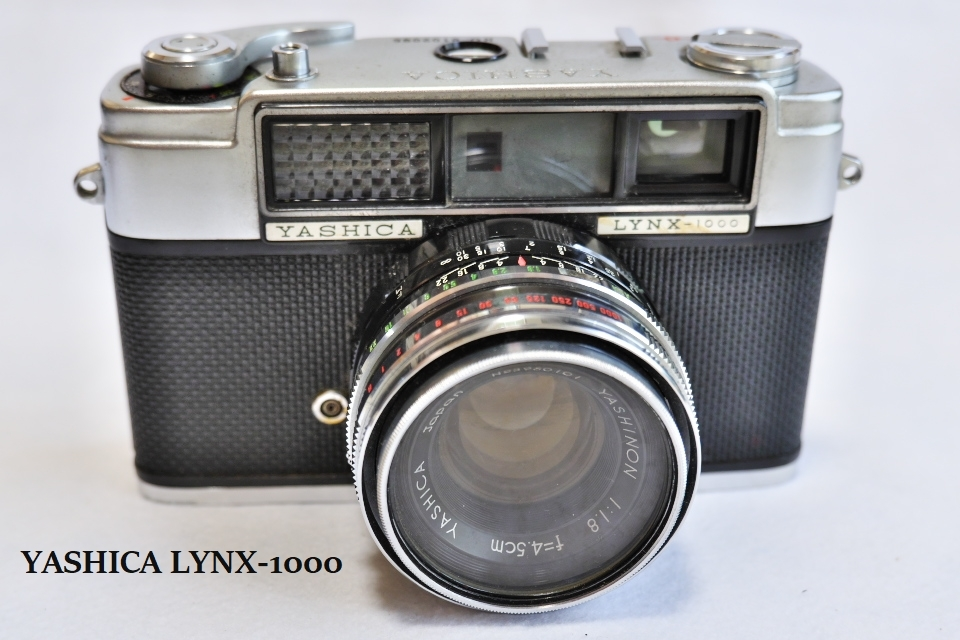 ヤシカ リンクス1000 フジカハーフ OLYMPUS TRIP35 オリンパス35DC ミノルタAF-E フィルムカメラ5台_画像5
