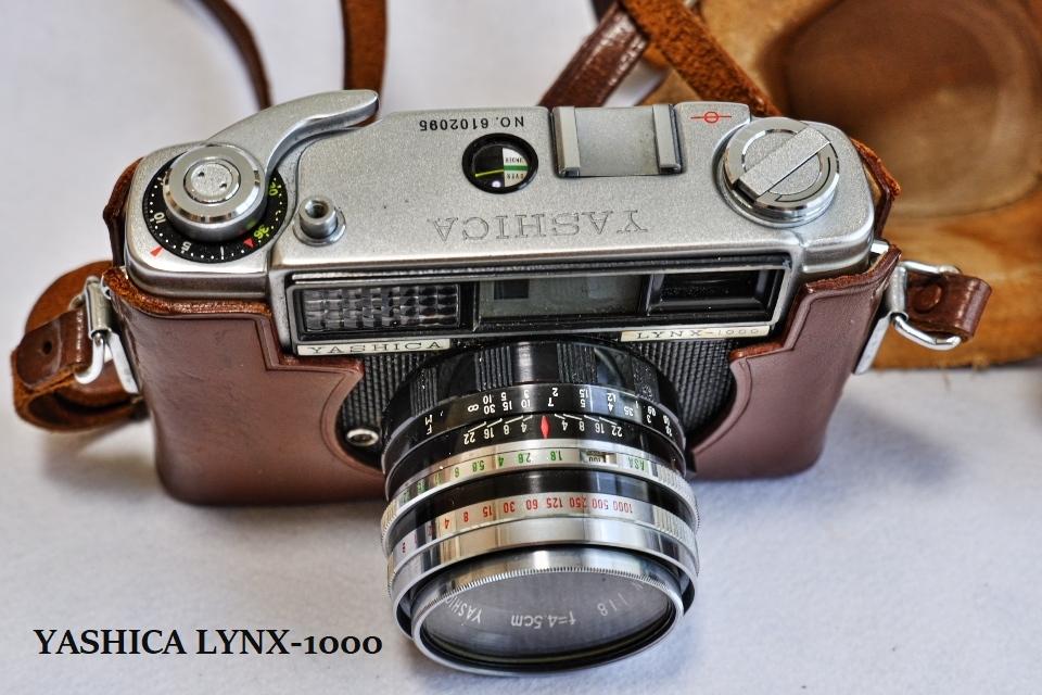 ヤシカ リンクス1000 フジカハーフ OLYMPUS TRIP35 オリンパス35DC ミノルタAF-E フィルムカメラ5台_画像6