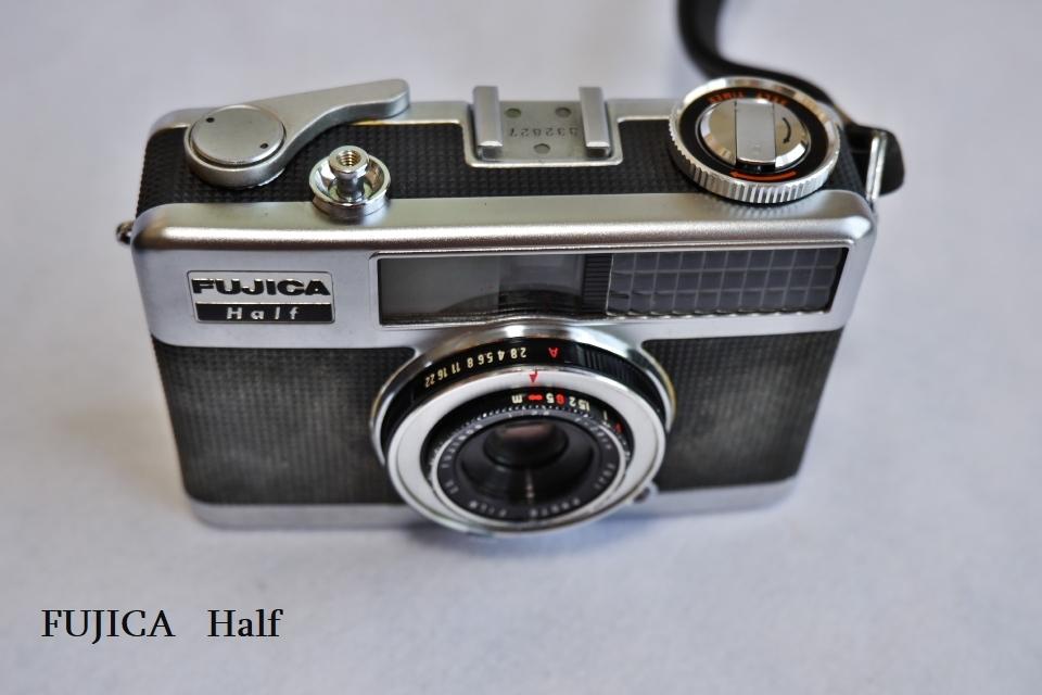 ヤシカ リンクス1000 フジカハーフ OLYMPUS TRIP35 オリンパス35DC ミノルタAF-E フィルムカメラ5台_画像8