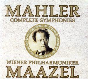 マーラー:交響曲全集/ロリン・マゼール,ウィーン・フィルハーモニー管弦楽団_画像1