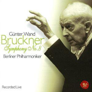 ブルックナー:交響曲第8番(Blu-spec CD2)/ギュンター・ヴァント(cond),ベルリン・フィルハーモニー管弦楽団_画像1