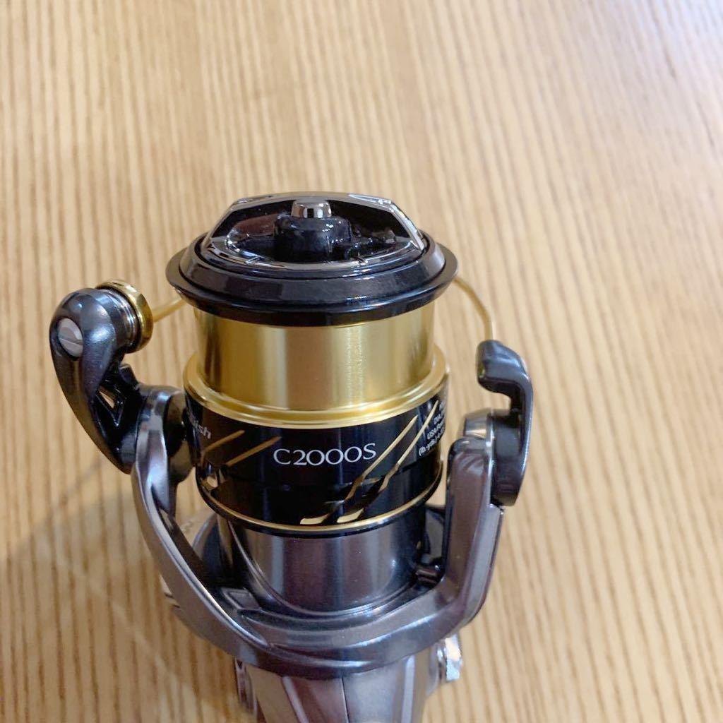 シマノ SHIMANO 16ヴァンキッシュC2000S 未使用品!!_画像3