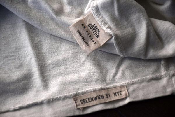 美品 希少 レア物 カクテル LADY Tシャツ RUEHL No.925 本物 ルール ナンバー925 正規品 アバクロの上級ブランド_画像4