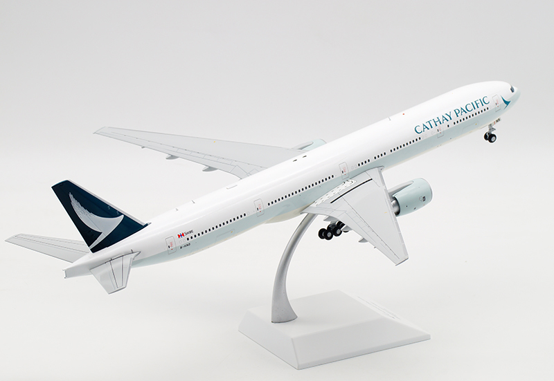 JC Wings 1:200 キャセイパシフィック航空 B777-300 B-HNS EW2773003 Cathay Pacific Airlines_画像5