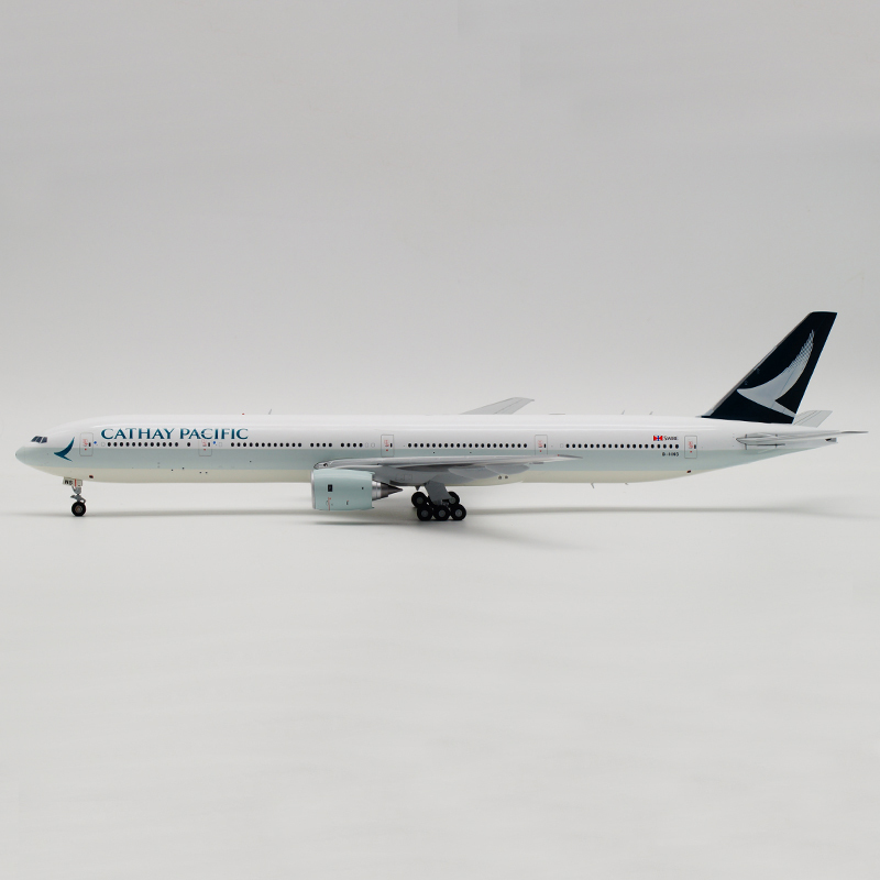 JC Wings 1:200 キャセイパシフィック航空 B777-300 B-HNS EW2773003 Cathay Pacific Airlines_画像7