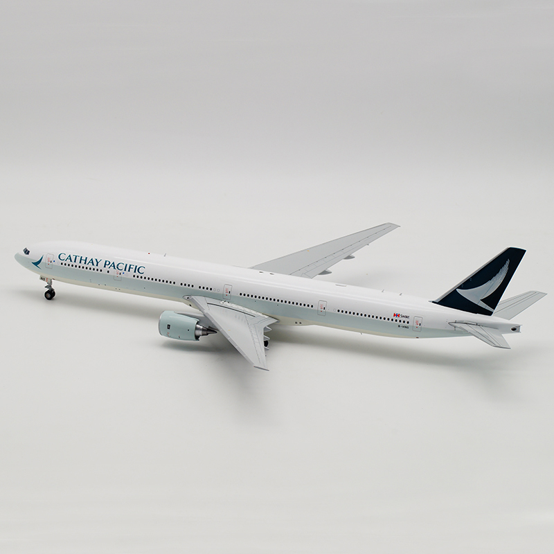 JC Wings 1:200 キャセイパシフィック航空 B777-300 B-HNS EW2773003 Cathay Pacific Airlines_画像6