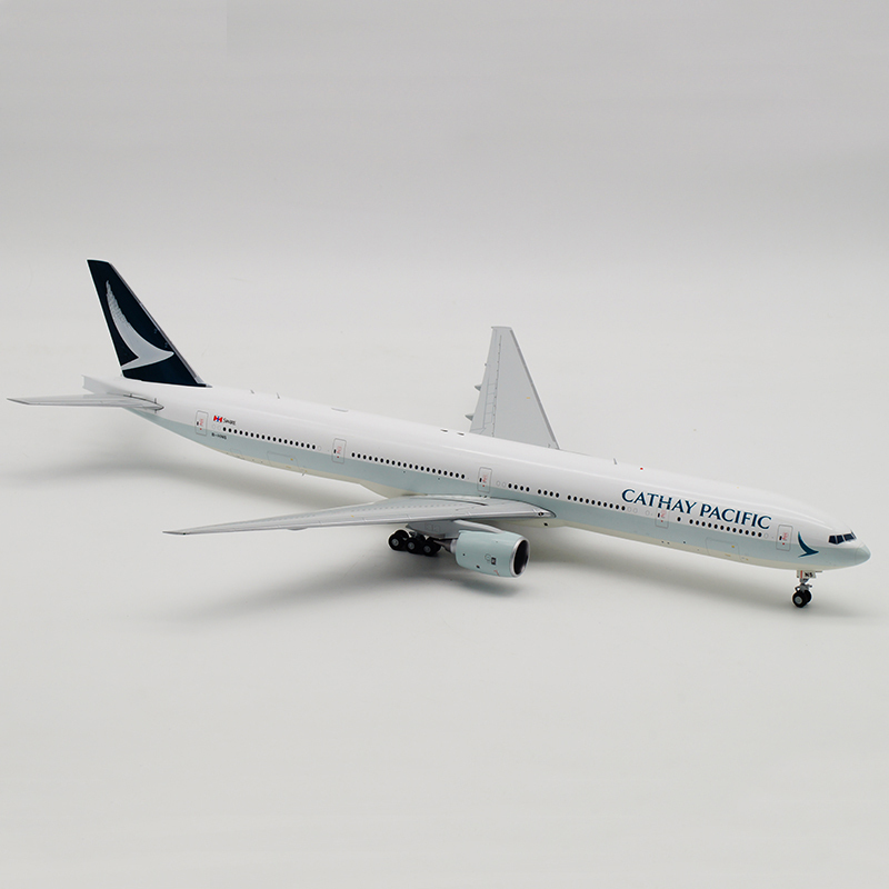 JC Wings 1:200 キャセイパシフィック航空 B777-300 B-HNS EW2773003 Cathay Pacific Airlines_画像8