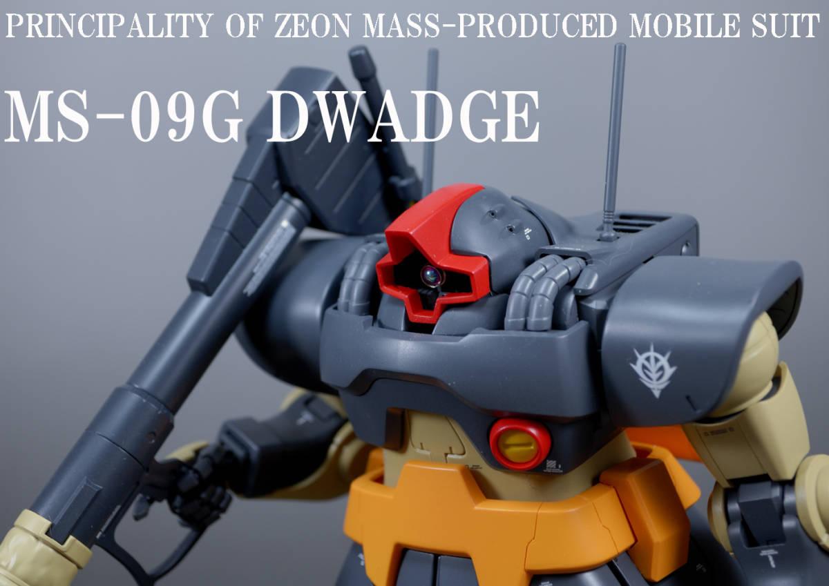 MG MS-09G ドワッジ 完成品