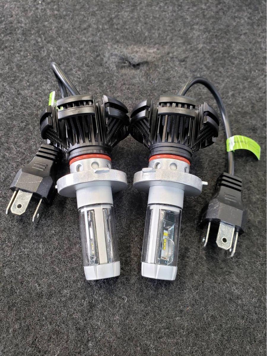 ★ RA1.RV1 プレオ 後期型専用 H4→IH01加工 LEDヘッドライトバルブ左右セット ☆_画像2