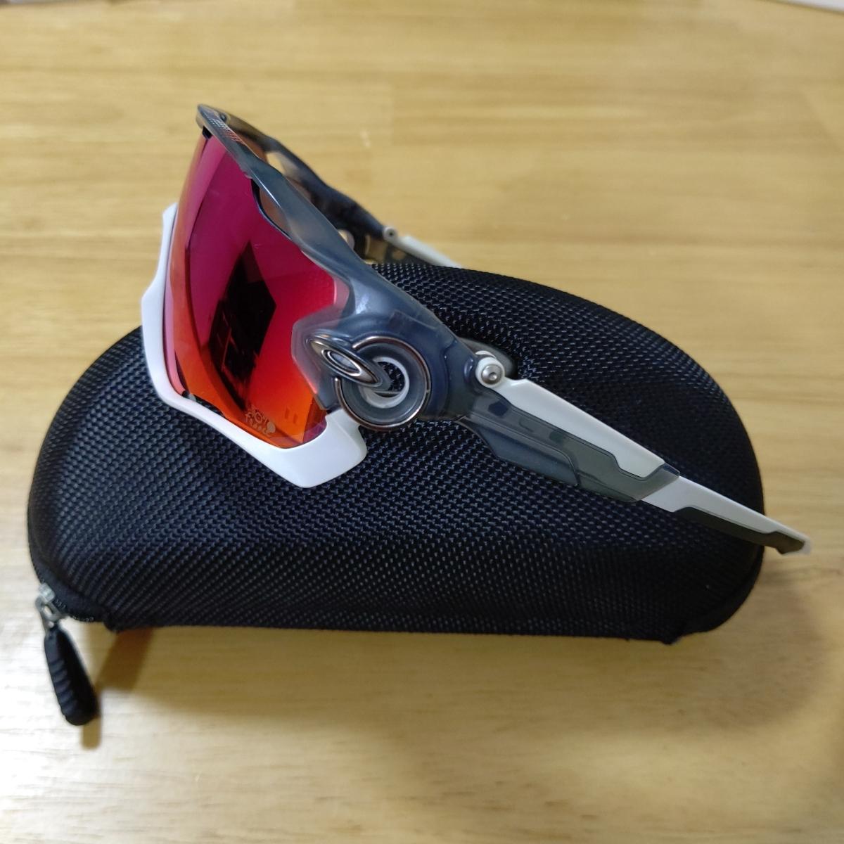【送料無料】OAKLEY オークリー JAWBREAKER ツール・ド・フランス限定モデル 交換レンズ付き【中古】_画像3