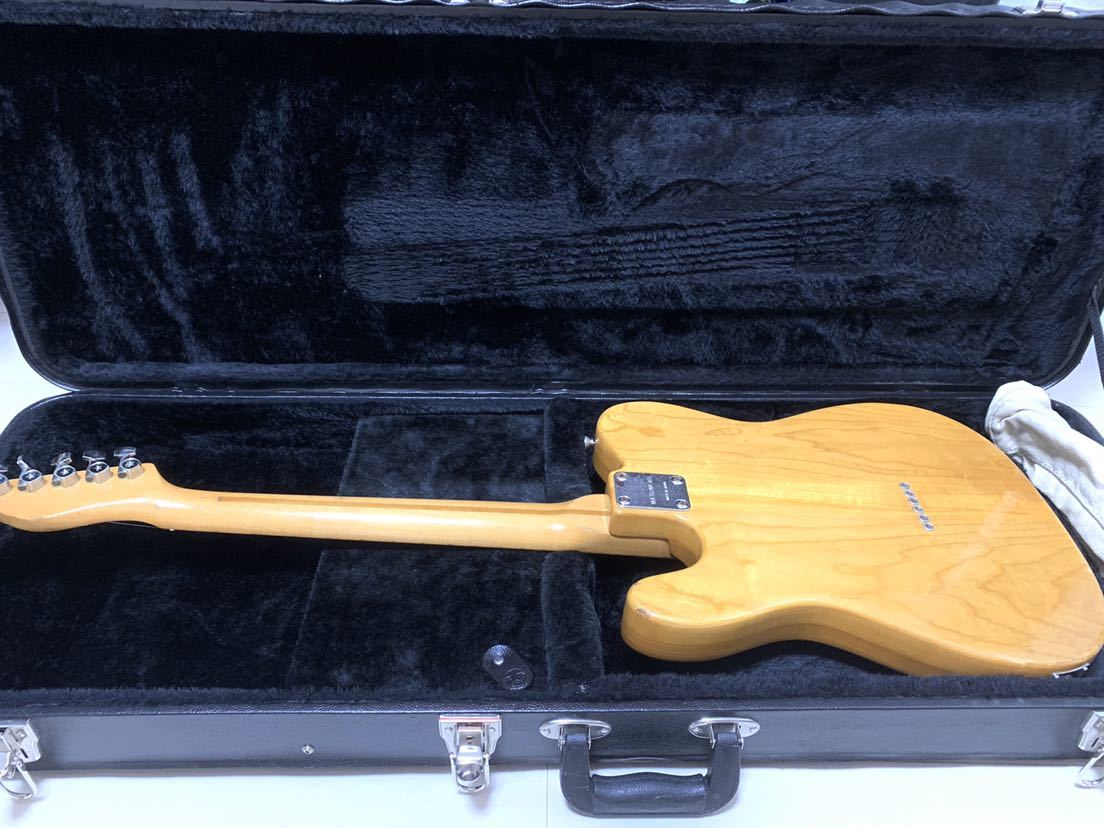マツモク製 Greco グレコ テレキャスター シンライン 日本製 ジャパンヴィンテージ ビンテージギター_画像7