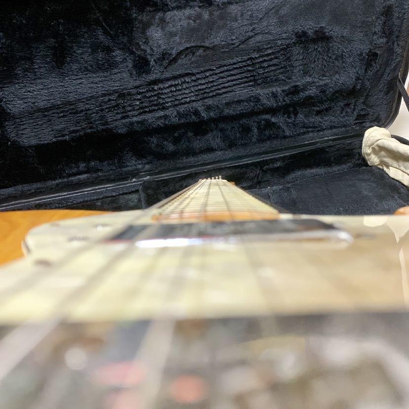マツモク製 Greco グレコ テレキャスター シンライン 日本製 ジャパンヴィンテージ ビンテージギター_画像8
