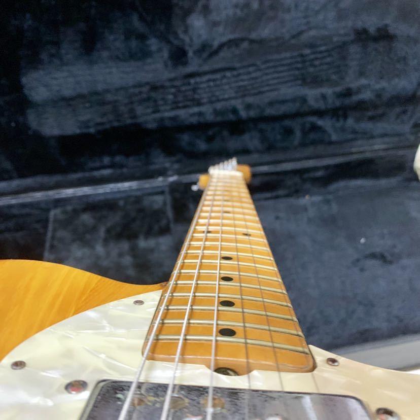マツモク製 Greco グレコ テレキャスター シンライン 日本製 ジャパンヴィンテージ ビンテージギター_画像9