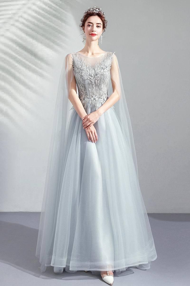 素敵なカラードレス 結婚式 披露宴 お色直し 二次会 パーティー 演奏会 発表会 ステージ衣装 TS617_画像6