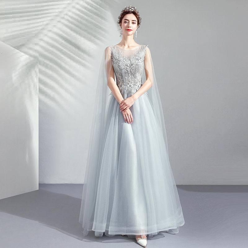 素敵なカラードレス 結婚式 披露宴 お色直し 二次会 パーティー 演奏会 発表会 ステージ衣装 TS617_画像3