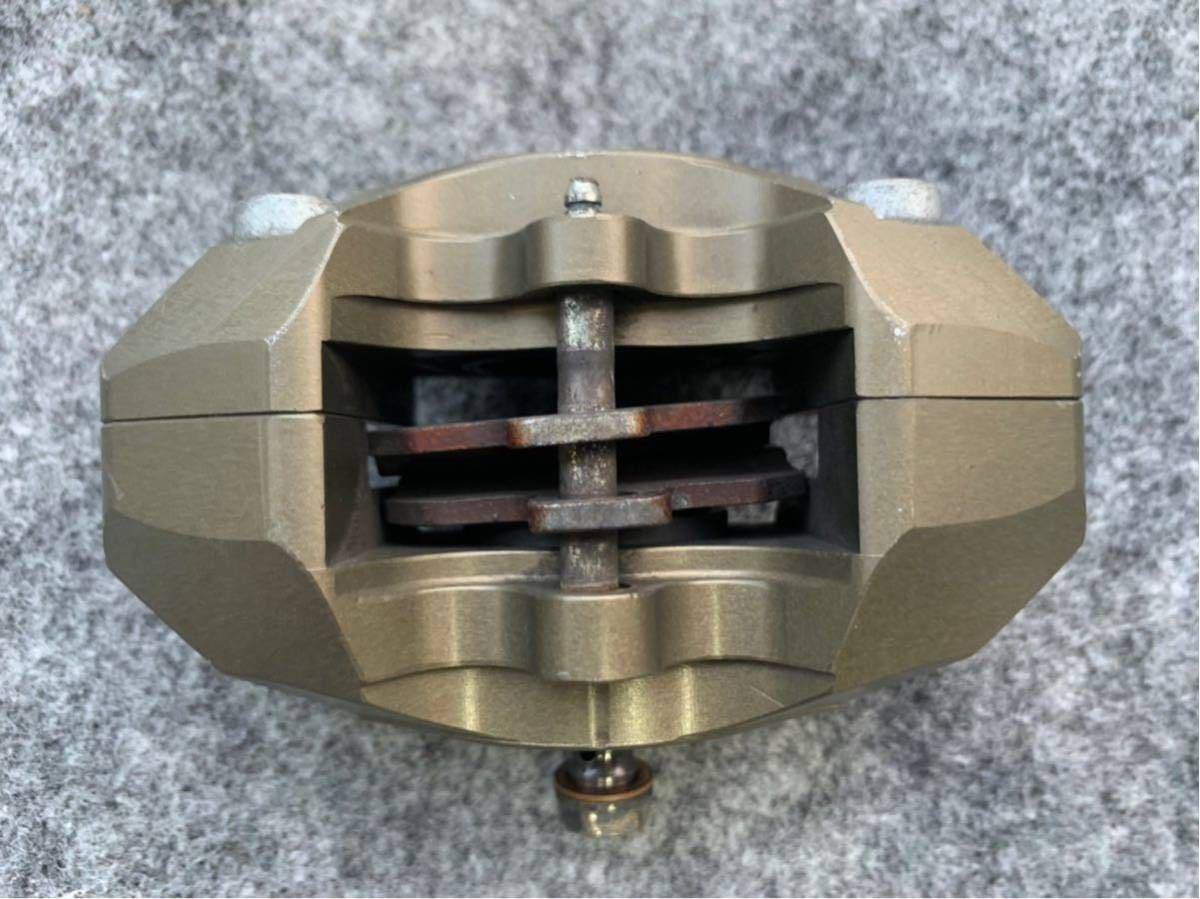 ブレンボ レーシングキャリパー ブレーキ brembo CNC 削り出し ブレーキキャリパー モンキー ゴリラ エイプ ダックス NSR カニ 2POT_画像8