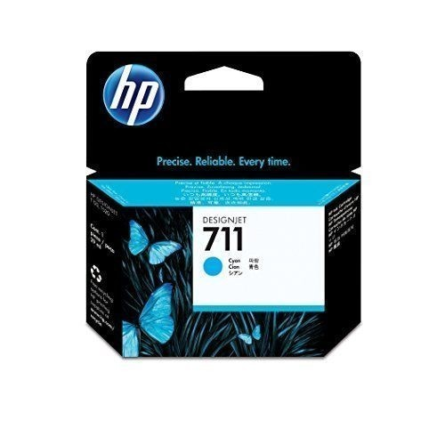 ☆ 日本HP ヒューレット・パッカード HP711インクカートリッジシアン29ml CZ130A 純正 顔料インク 対応機種 DesignJet T520/T120 ☆_画像2