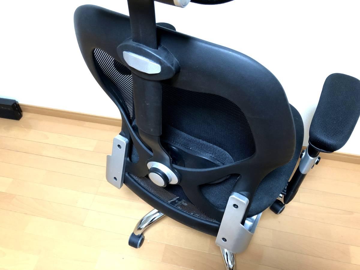 【楽天ランキング1位】オフィスチェア【東京引取】/デスクチェア椅子チェアパソコンチェアPCチェアワークチェア学習椅子オフィスチェアー_画像6