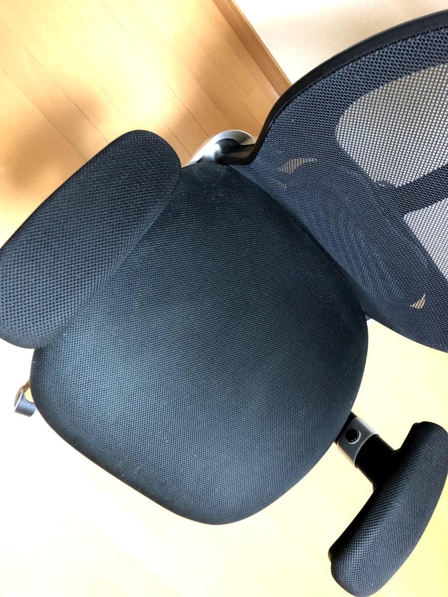 【楽天ランキング1位】オフィスチェア【東京引取】/デスクチェア椅子チェアパソコンチェアPCチェアワークチェア学習椅子オフィスチェアー_画像2