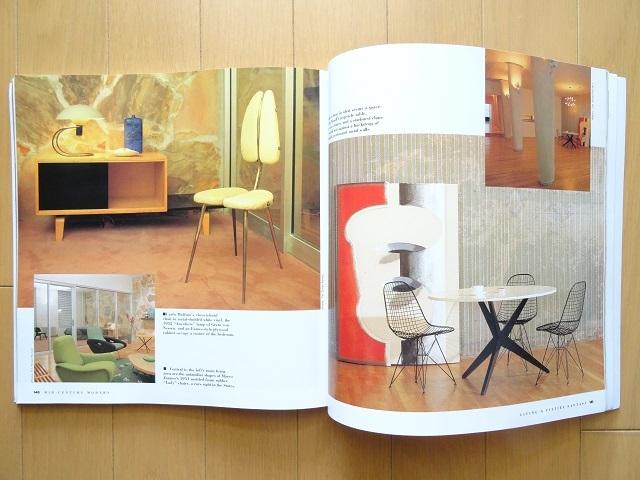 洋書◆1950年代の家具写真集 本 デスク 机 チェア 椅子 インテリア イームズ_画像4