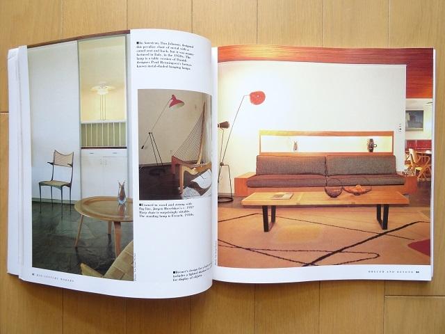洋書◆1950年代の家具写真集 本 デスク 机 チェア 椅子 インテリア イームズ_画像2