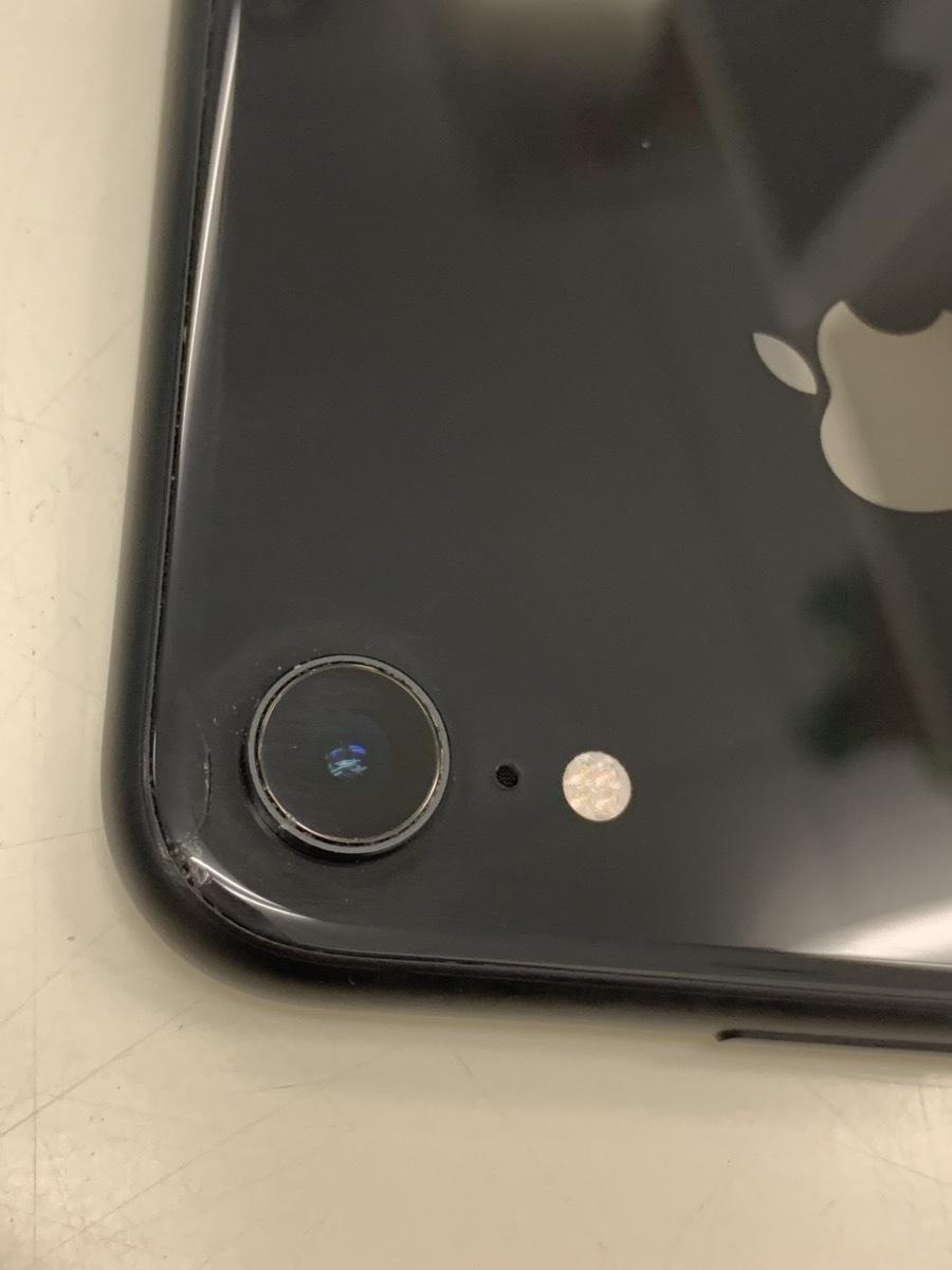 中古 AU iPhone XR 128GB ブラック  判定◯ UM5939_画像4