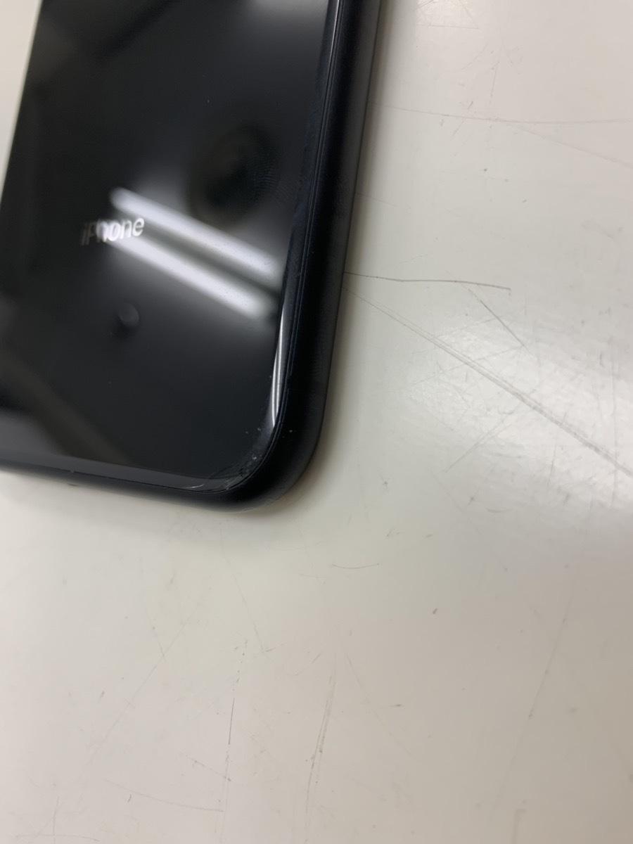 中古 AU iPhone XR 128GB ブラック  判定◯ UM5939_画像5