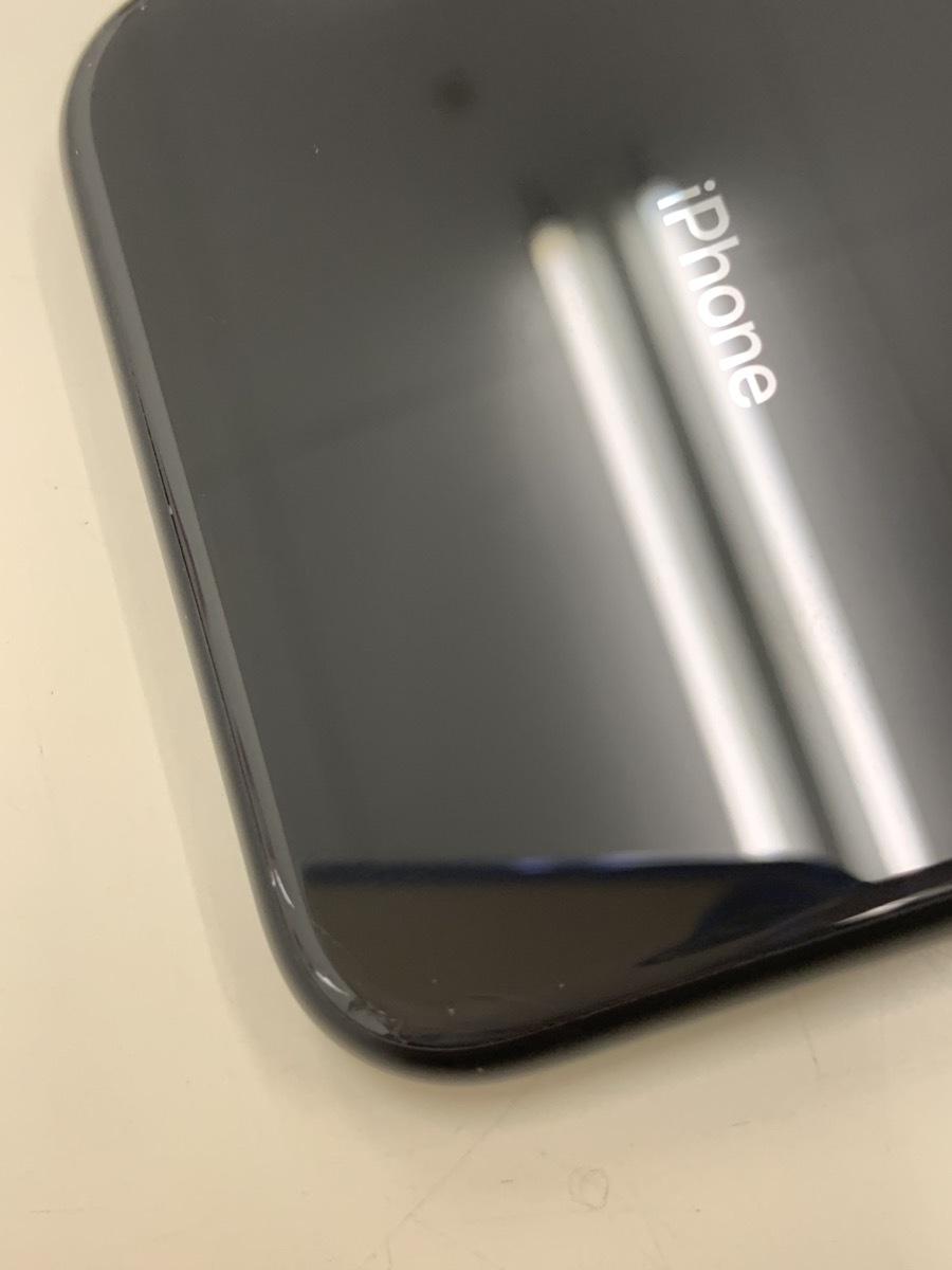 中古 AU iPhone XR 128GB ブラック  判定◯ UM5939_画像8