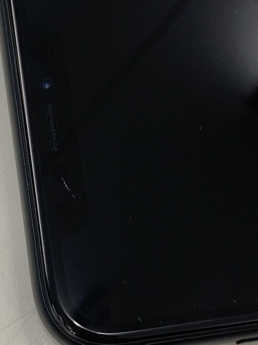 中古 AU iPhone XR 128GB ブラック  判定◯ UM5939_画像9