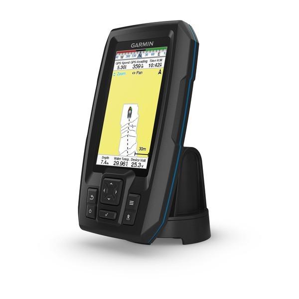【新品】1スタ ガーミン Garmin STRIKER 4cv Fi Transducer クリアビュー 振動子セット ガーミン魚群探知機 GPS対応 即納品_画像4
