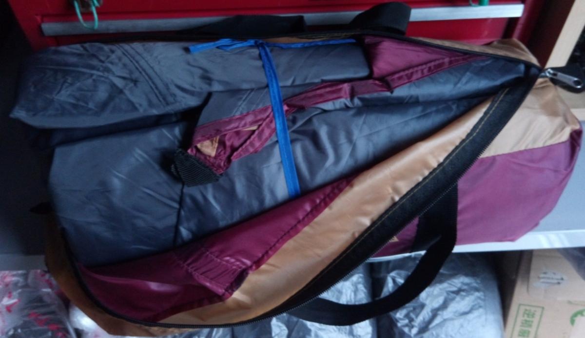 BUNDOK(バンドック) ティピー 型 ワンポール テント BDK-09 [ソロキャンプ] 中古 廃盤_画像5