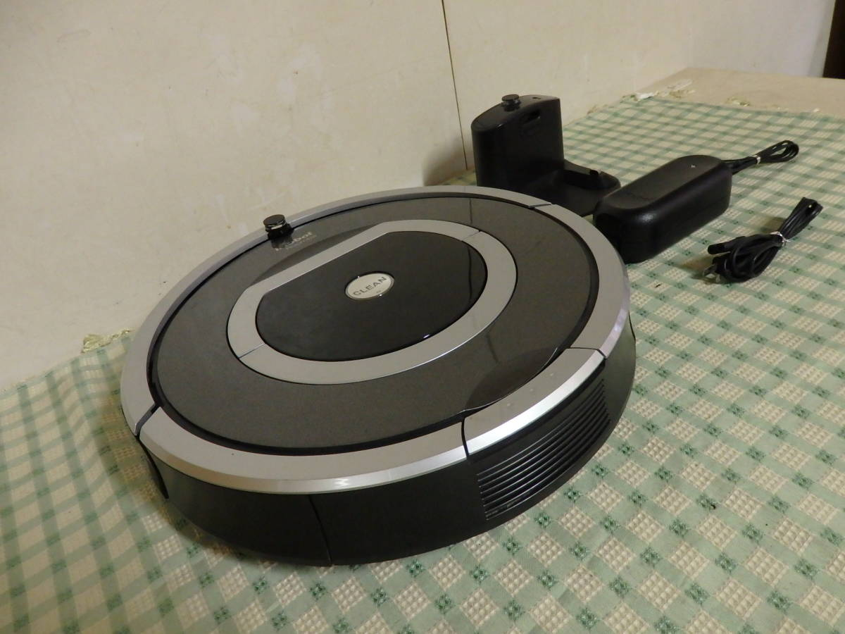 iRobot Roomba 自動掃除機 ルンバ 780 ロボット型クリーナー 2016年 現状品 _画像2