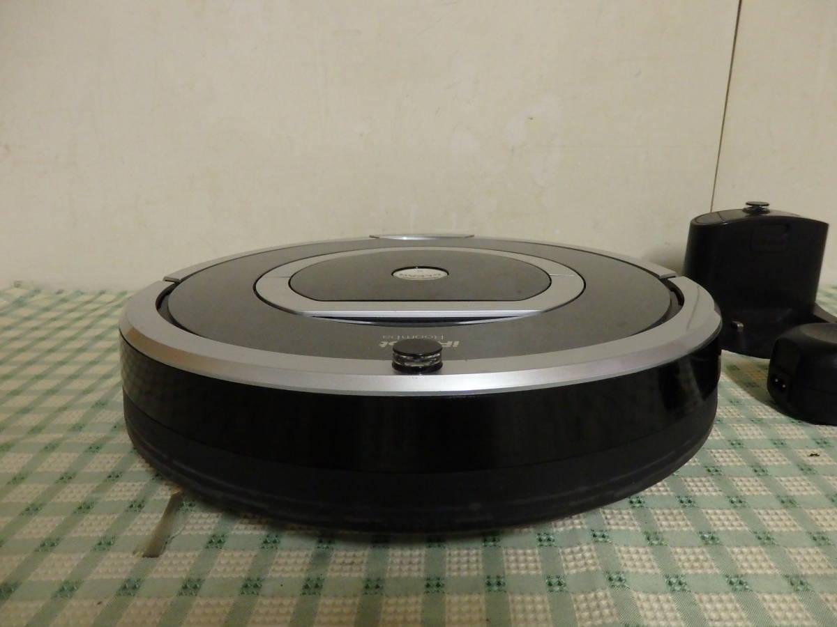 iRobot Roomba 自動掃除機 ルンバ 780 ロボット型クリーナー 2016年 現状品 _画像7