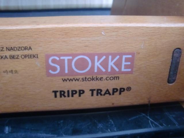 ★☆STOKKE ストッケ TRIPP TRAPP トリップトラップ ハイチェア ベビーチェア☆★_画像3