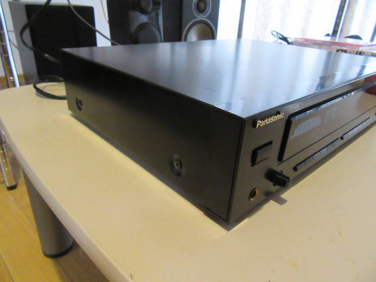 Panasonic SH-DN7 ステレオ サウンド プロセッサー 内部清掃 接点洗浄 メンテナンス施行済み 中古品 ゆうパック送料着払い発送_画像4