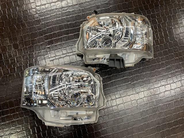 200系 ハイエース レジアスエース 純正 LED ヘッドライト