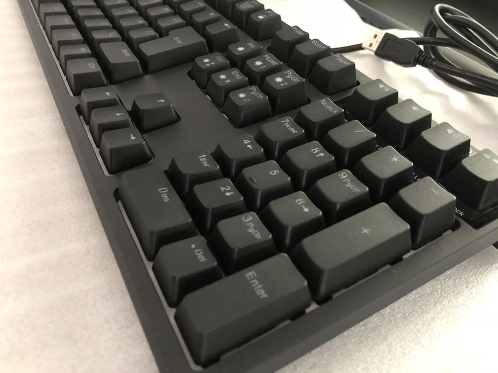 送料無料 美品 東プレ AEAX02 REALFORCE RGB(ブラック) 有線キーボード 日本語配列_画像8