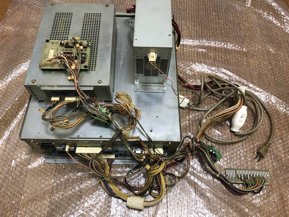 サウンドボード 電源付き スパイクアウト ファイナルエディション セガ SEGA 1