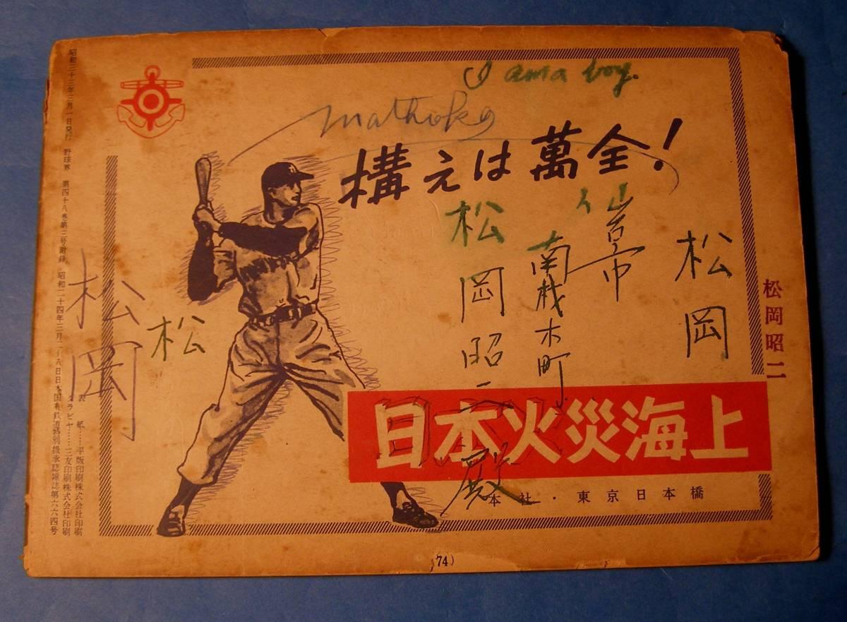 レア 1958年 プロ野球 一軍 二軍 全 選手 写真名鑑 長嶋 茂雄 ルーキー_画像3