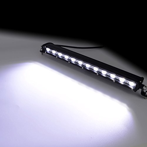 限定1個♪Safego 36W LED作業灯 汎用LEDライトバー オフロード 12LED ワークライト12v/24v対応 C_画像8